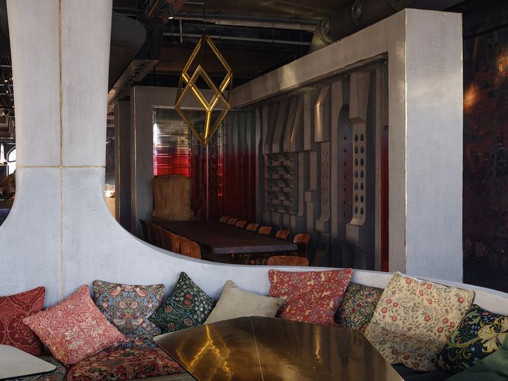 Ресторан «Горыныч»: проект Натальи Белоноговой (фото 6)