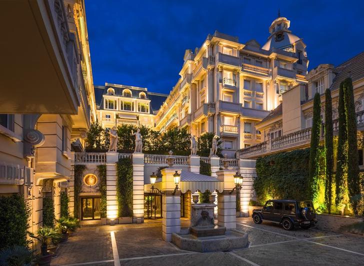 Metropole Monte-Carlo, Монако