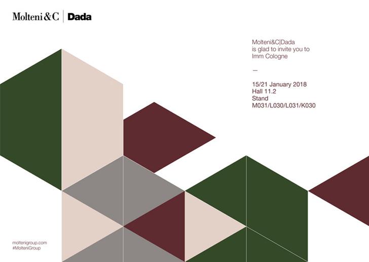 Триумф-палас. Новинки Molteni & C и Dada на выставке в Кельне (фото 10)