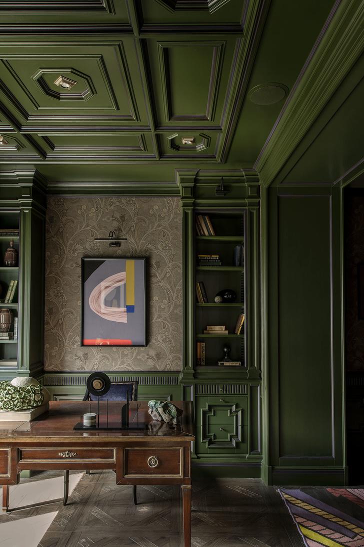 Арт-хаус: квартира с коллекционным дизайном в центре Киева (фото 12)