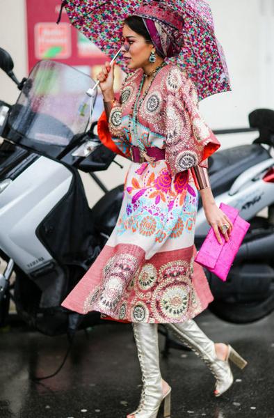 Как одеться в дождь: | галерея [3] фото [1]