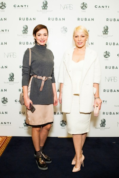 Показ осенне-зимней коллекции Ruban на Mercedes-Benz Fashion Week RussiaПоказ осенне-зимней коллекции Ruban на Mercedes-Benz Fashion Week Russia   галерея [1] фото [1]