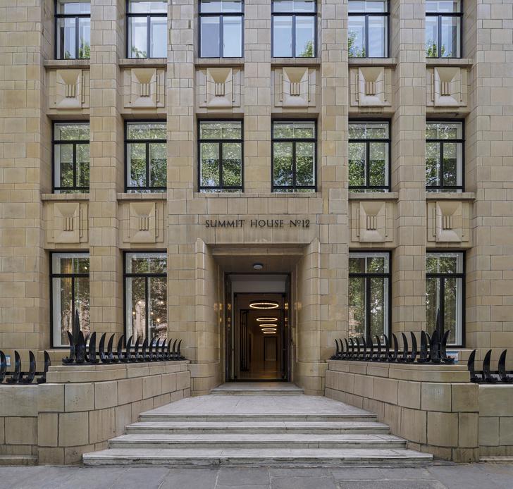 Офисный комплекс в Лондоне от Note Design Studio (фото 2)
