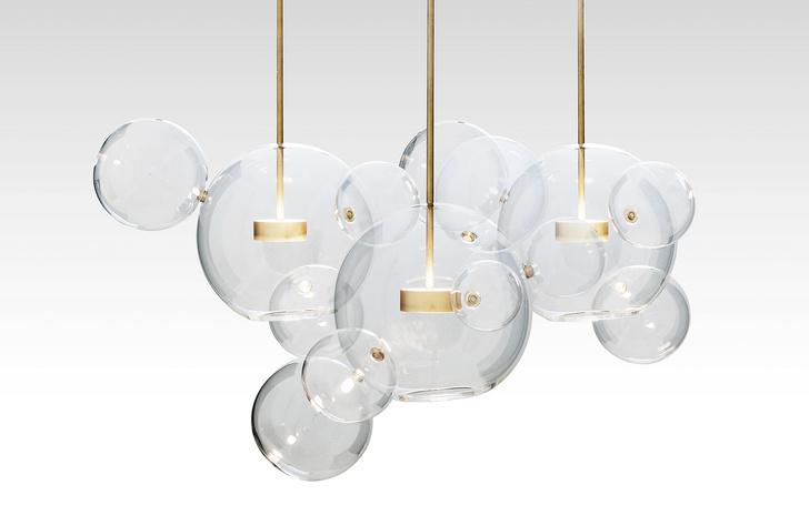 Топ-15: золотые светильники (фото 0)