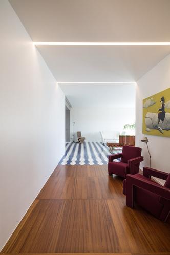 Белая квартира с винтажной плиткой на Сицилии (фото 8.1)