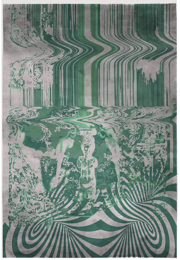 ТОП-10: ковры с оптическими иллюзиями фото [2]