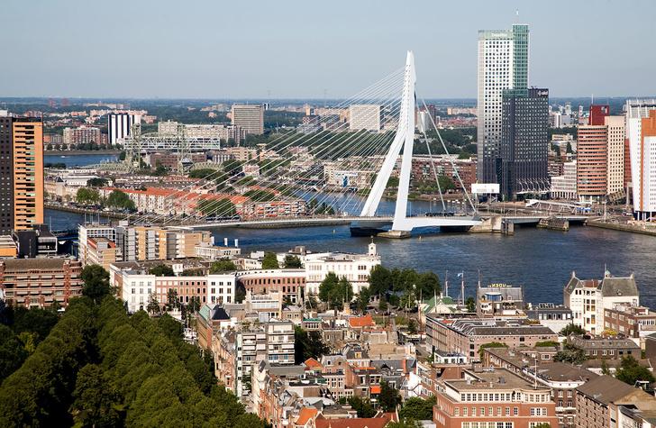 Архитектурный гид: Роттердам (фото 2)