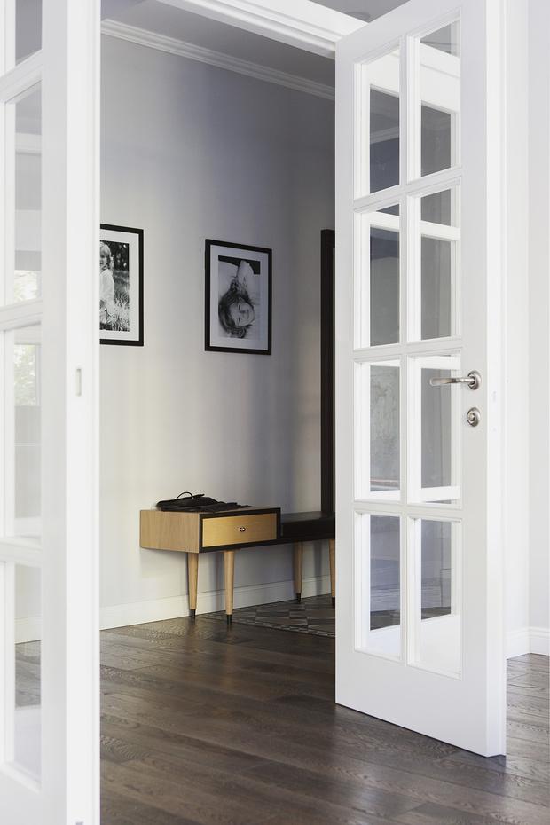 С чистого листа: модный образ старой квартиры в пятиэтажке фото [21]