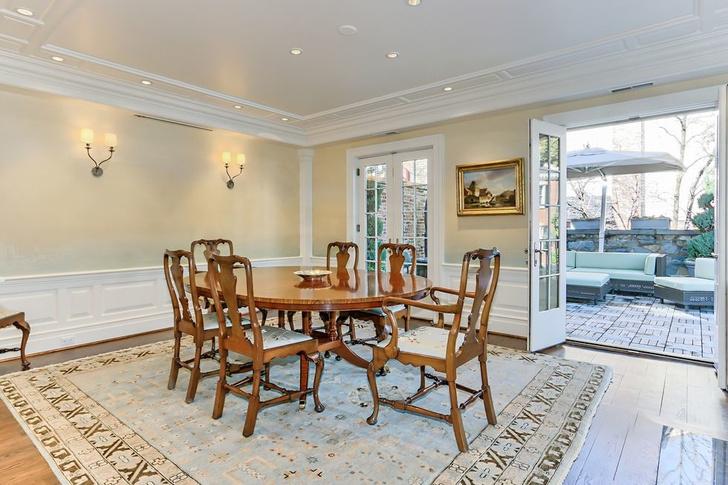 Бывший дом Джона Кеннеди в Вашингтоне (фото 7)