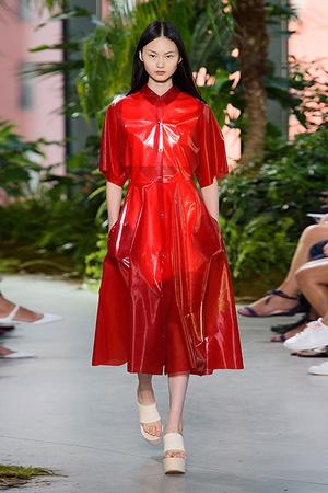 Показы мод Lacoste Весна-лето  2017 | Подиум на ELLE - Подиум - фото 4586