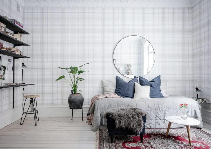 Маленькая спальня: 7 практичных решений (фото 23)