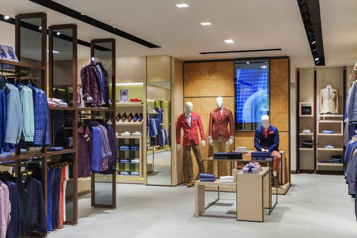 Бренд Meucci представил новую концепцию фирменных магазинов