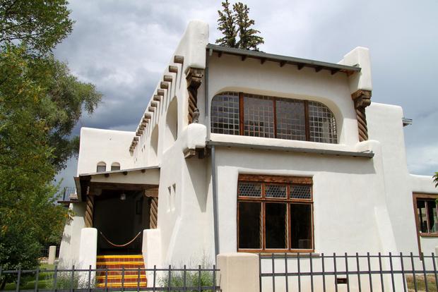 дом Николая Фешина, Таос, США
