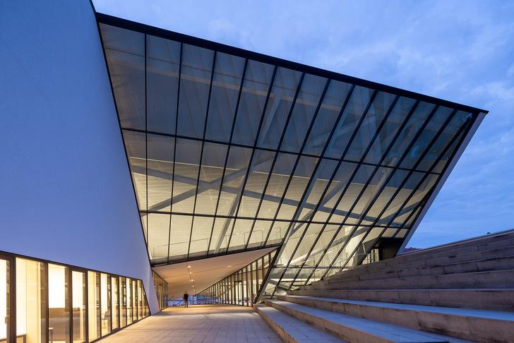 Музей по проекту Даниэля Либескинда в Вильнюсе (фото 0)