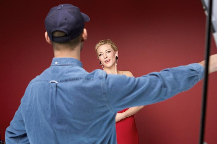 Кейт Бланшетт: «Мне нравится говорить «да» фото [2]