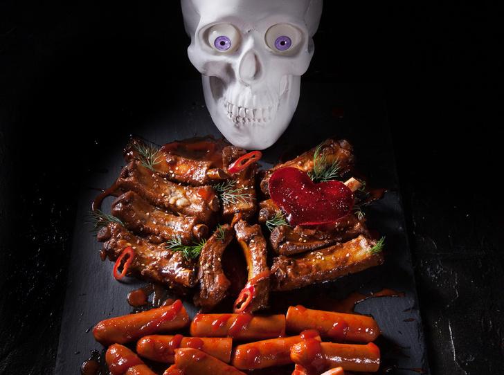 7 самых страшных блюд к Хэллоуину фото [2]