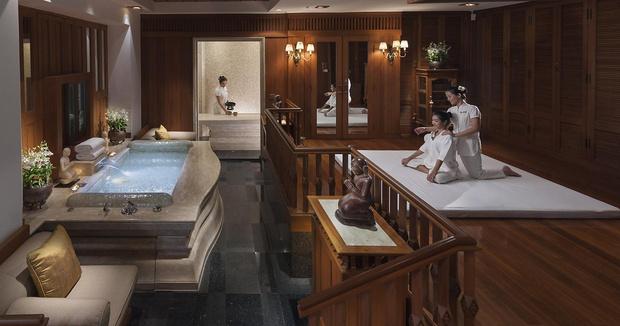 Oriental в Mandarin Oriental Bangkok