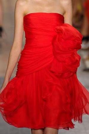 Показ Giambattista Valli коллекции сезона Осень-зима 2011-2012 года Haute couture - www.elle.ru - Подиум - фото 277819
