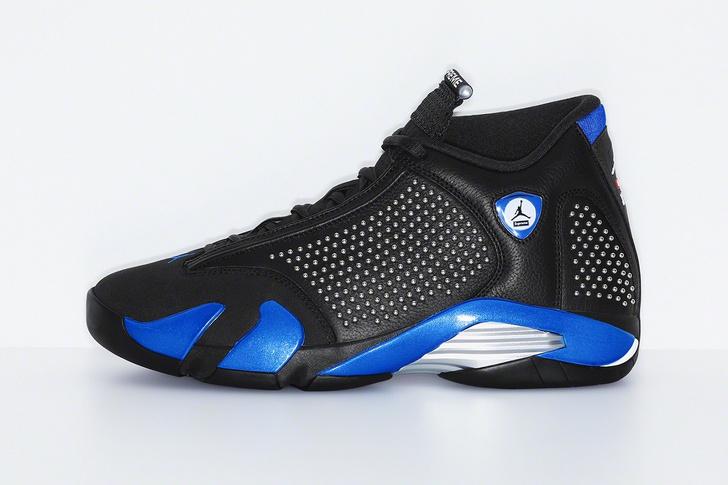 Как выглядит новая коллаборация Supreme x Air Jordan (фото 2)
