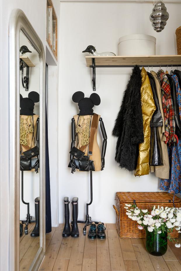 Квартира художницы Натальи Пивко в Санкт-Петербурге (фото 19)