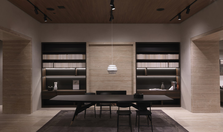 Винсент ван Дуйсен оформил бутик The Molteni Group в Нью-Йорке (фото 8)