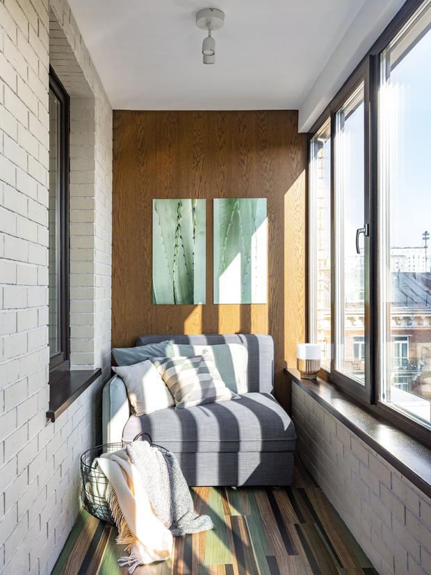 Квартира 64 м² для путешественников с этническими мотивами (фото 9)