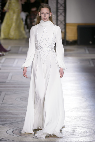 Самые красивые свадебные платья Недели моды haute couture (галерея 1, фото 29)
