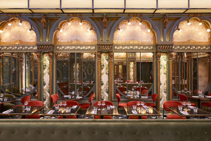 Новый Beefbar в Париже по проекту Humbert & Poyet (фото 2)