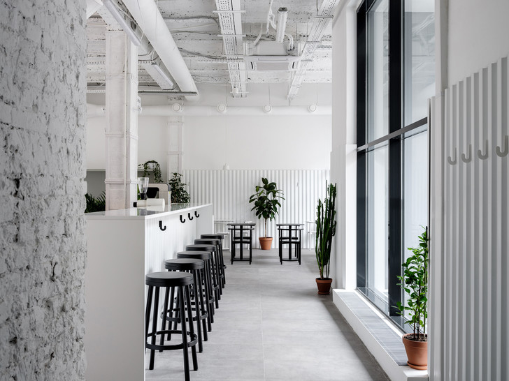 Приют аскета: московская кофейня от Asketik Studio (фото 0)