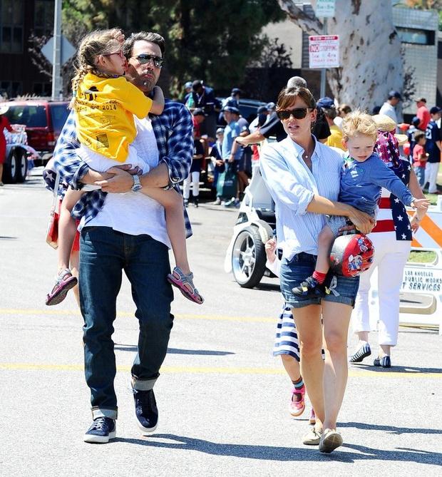 Дженнифер Гарнер и Бен Аффлек ждут четвертого ребенка
