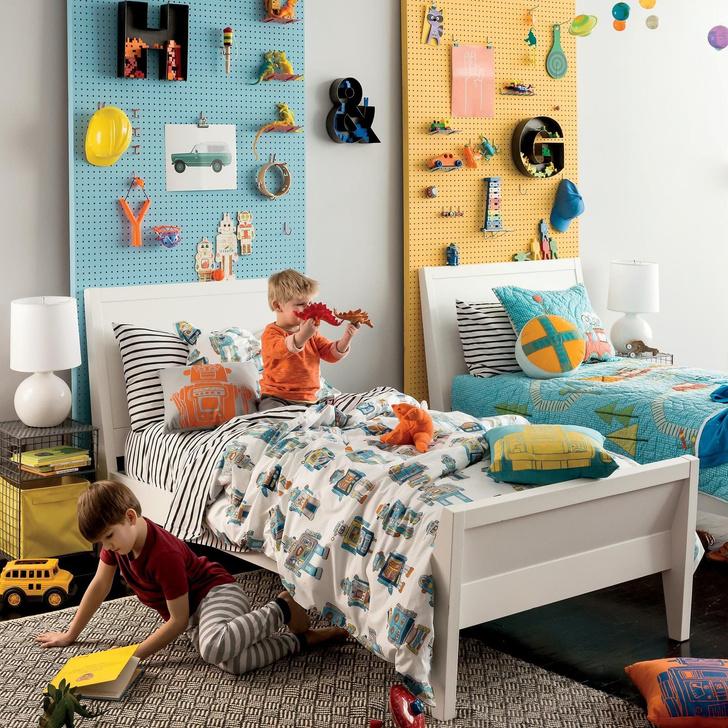 Детская для двух детей: советы Жени Ждановой (фото 12)