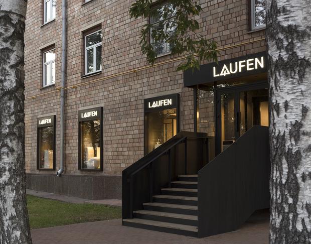 Новый монобрендовый бутик Laufen в Москве (фото 16)