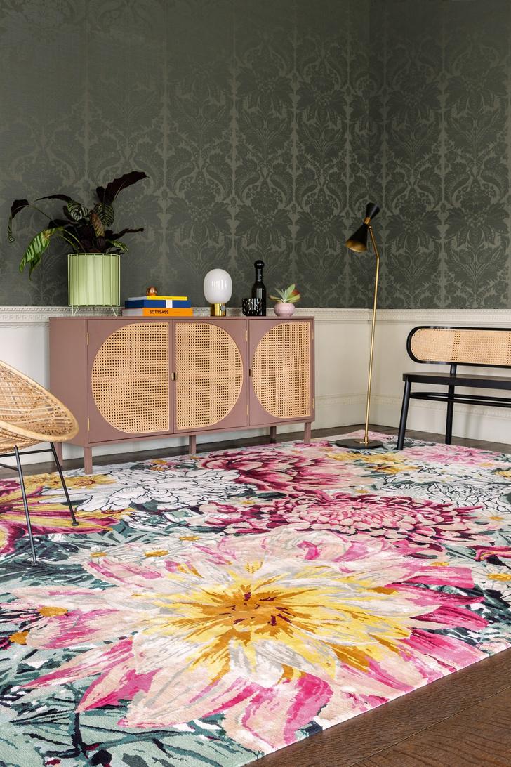 Коллекция ковров Мэри Катранзу и The Rug Company (фото 2)