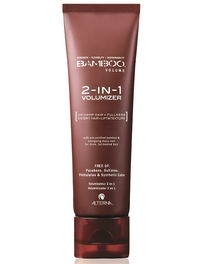 Крем-паста для волос «Генератор объема» Bamboo Volume 2-in-1 Volumizer от Alterna