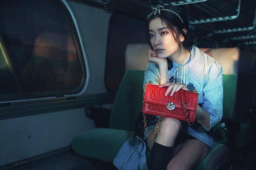 Маршрут построен: обворожительные дочери Мадонны и Умы Турман в рекламе Miu Miu (фото 7)