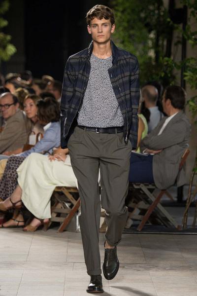 Неделя мужской моды в Париже: лучшие показы | галерея [8] фото [9]