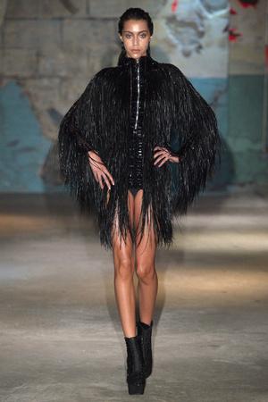 Показ Serkan Cura коллекции сезона Весна-лето 2015 года haute couture - www.elle.ru - Подиум - фото 593314
