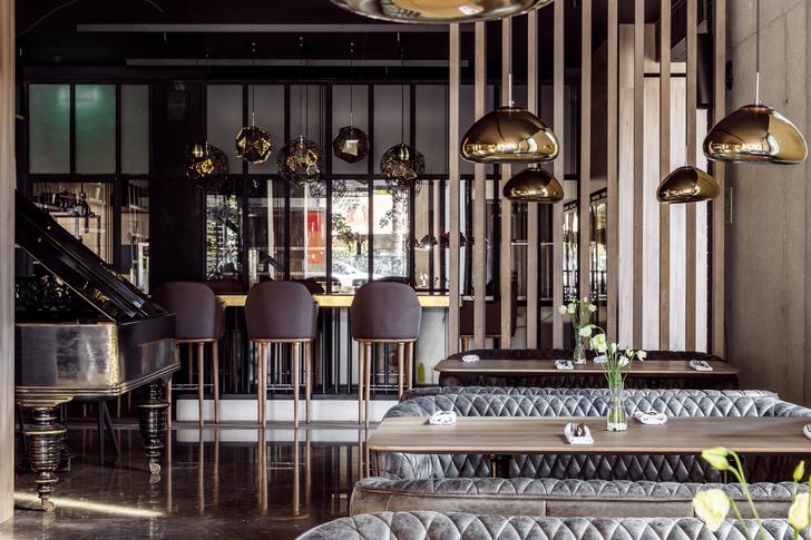 """Ресторан """"Nabokov"""" открылся в историческом месте в Сочи (фото 6)"""