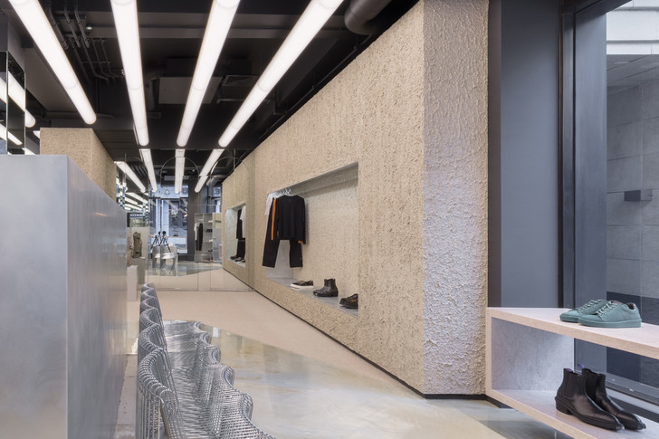 Минималистичный бутик в Лондоне (фото 6)