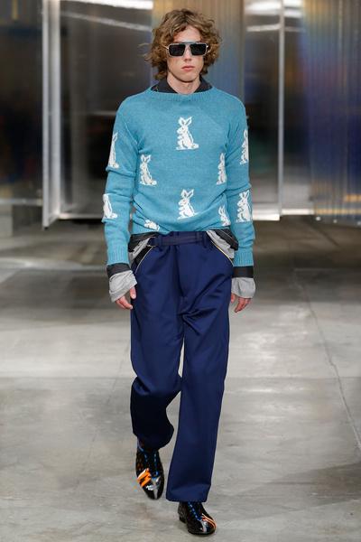 Неделя мужской моды в Милане: лучшие показы | галерея [2] фото [14]