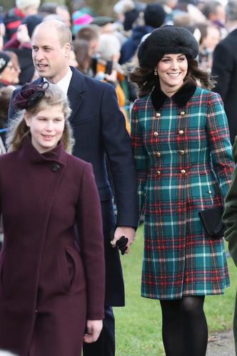 Меган Маркл и принц Гарри на рождественской службе (фото 7)