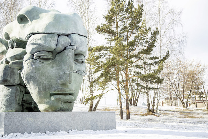 Джентльмен удачи: художник Даши Намдаков (фото 7)