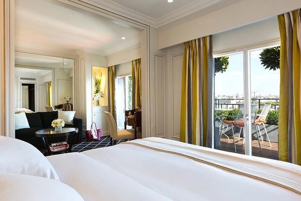 Круассаны в постель: 5 парижских отелей с образцовыми завтраками (фото 51)