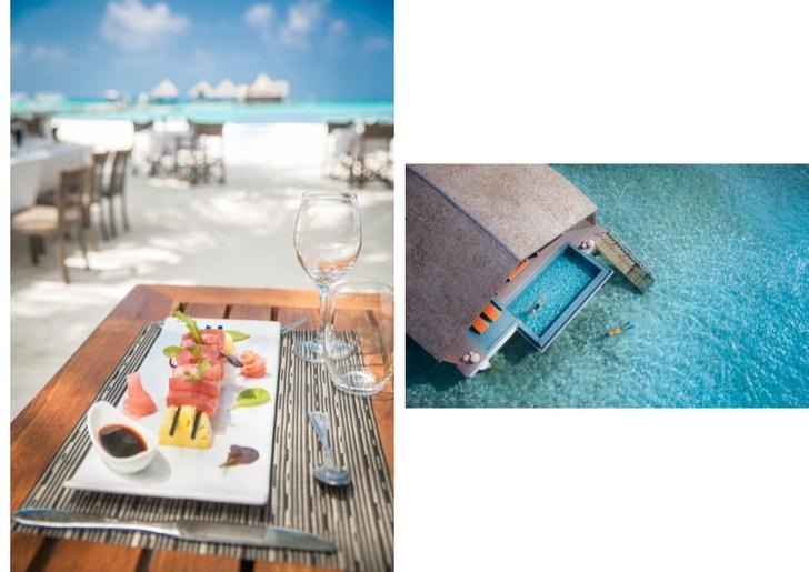 Курорт Club Med на Мальдивах представил новое иммерсивное шоу Fusions (фото 1)