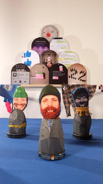 Победители грантовой программы для молодых художников музея «Гараж» (фото 7.1)