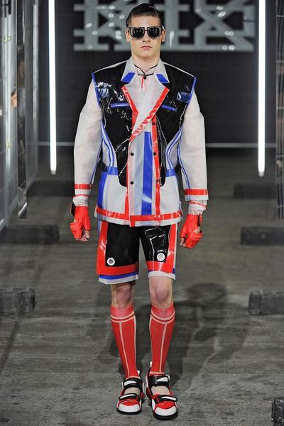 НедKTZеля мужской моды в Лондоне: главные показы и гости | галерея [1] фото [1]
