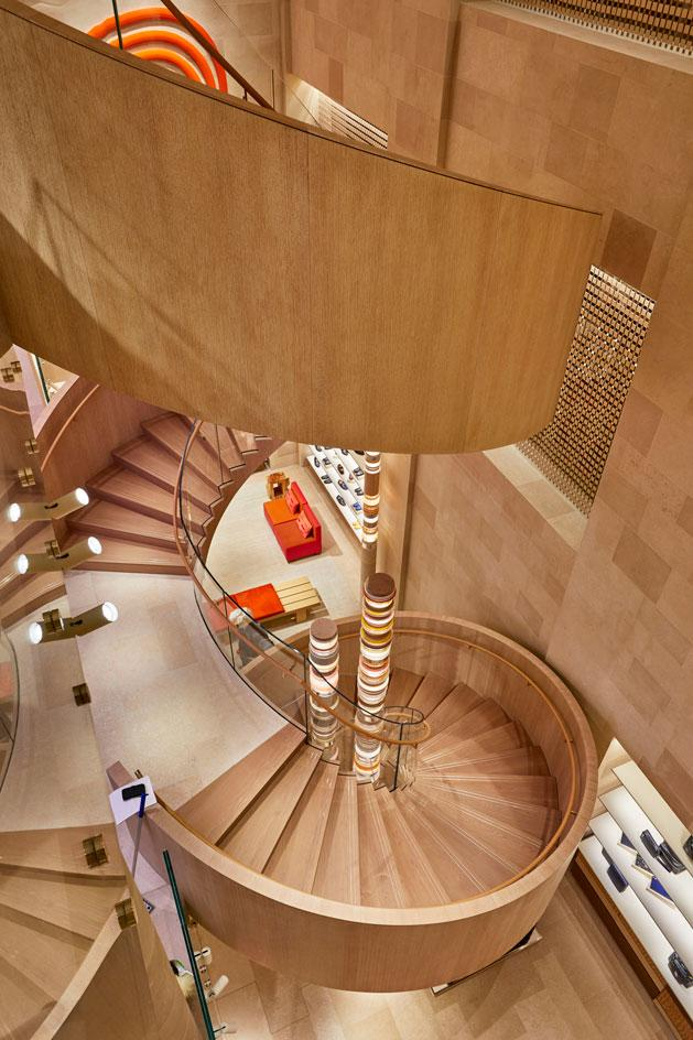 Бутик Louis Vuitton в Лондоне (фото 4)