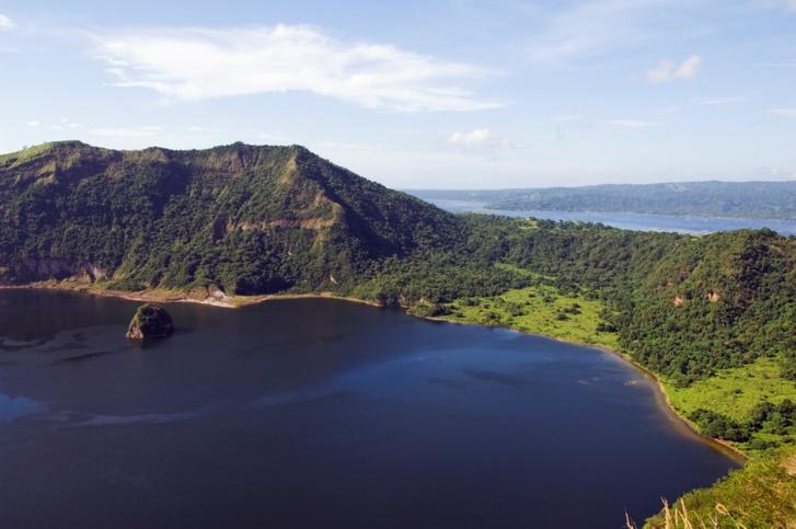Озеро Тааль, Филиппины