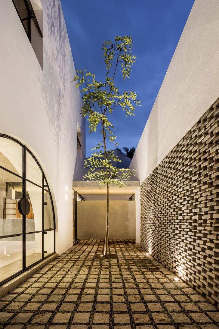 Less is More: минималистский дом в Мексике (фото 2)