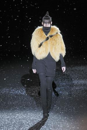 Показы мод Chapurin Осень-зима 2010-2011 | Подиум на ELLE - Подиум - фото 2720